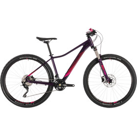 Cube Access WS Race MTB Hardtail Women pink/purple